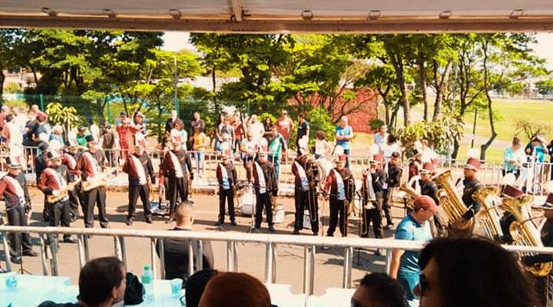 Banda Musical Municipal de Andirá conquista troféus em campeonato de Apucarana