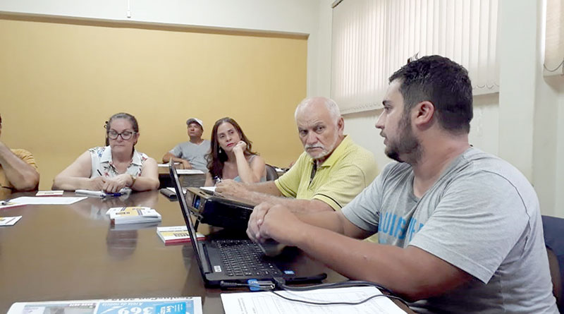 Reunião do IBGE dá início ao censo demográfico 2020 em Andirá