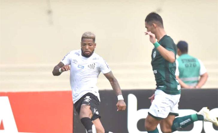 Santos passa ileso contra o Goiás e não terá suspensos contra o São Paulo