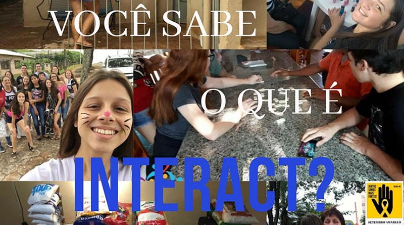 Participe da 57ª Semana Mundial do Interact